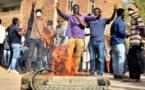 الأمن السوداني يفض اعتصاما شارك فيه الآلاف في الخرطوم