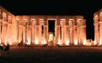 احتفالات بمرور 30 عاما على اكتشاف خبيئة تماثيل في معبد الأقصر