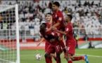 قائد العنابي يهدي التأهل لنهائي كأس آسيا للشعب القطري