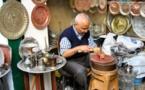 النحّاسون و سوق القزدارة في ليبيا