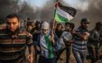 إصابة عشرات الفلسطينيين بمواجهات مع الجيش الإسرائيلي في غزة