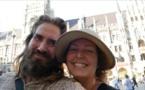 دون نقود.. زوجان ألمانيان يسافران عبر 7 بلدان