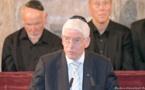 المجلس الأعلى لليهود بألمانيا يقترح تعيين حاخام عسكري بالجيش الألماني