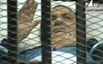 محاكمة مبارك:اول شاهد اثبات يقول ان سلاحا اليا قد يكون استخدم ضد المتظاهرين