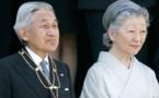 إمبراطور اليابان يقوم بآخر رحلة له خارج طوكيو قبل تخليه عن العرش