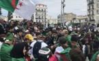 متظاهرو الجزائر يعودون إلى الساحات في الجمعة التاسعة للحراك