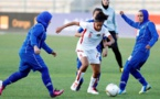 الكرة النسائية فى الكويت تتغلب على الصعوبات