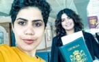 """الشقيقتان السعوديتان الهاربتان تغادران جورجيا لبدء """"حياة جديدة"""""""