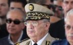 احمد قايد صالح ينفي أية طموحات سياسية  للمؤسسة العسكرية