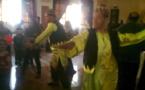 مصريون يودعون موتاهم برقصات حزينة في قرى النوبة