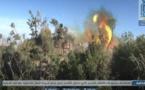 هجو م معاكس على بلدة كفرنبودة لاستعادتهامن الميليشيات الروسية
