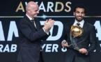 اتحادات اوربا لكرة القدم توافق بالإجماع على إعادة انتخاب انفانتينو