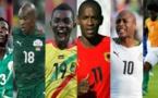أحفاد الفراعنة الأكثر فوزا بلقب أفضل لاعب في كأس الأمم الأفريقية
