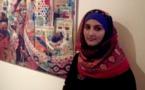 سبأ القوسي... تشكيلية يمنية تواسي أهالي الضحايا بلوحات فنية