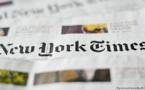 نيويورك تايمز تلغي الكاريكاتير السياسي من نسختها الدولية