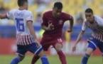 قطر تتعادل مع باراجواي في مستهل مبارياتهما بـ(كوبا أميركا)