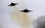طائرات حربية روسية تشن غارات على ريف حلب الجنوبي