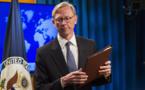 """براين هوك:تهديد إيران لمضيق هرمز يتطلب """"رد فعل عالمي"""""""