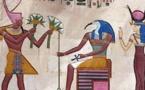 أثريون يفتحون خطابات ظلت مغلقة 4000 عام في مقابر الفراعنة