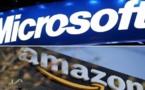 السماح لأمازون ومايكروسوفت بالتنافس على عقد بـ10 مليارات