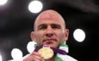 المصارع تايمازوف يجرد من ذهبيته بأولمبياد 2012 بسبب المنشطات