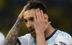 إيقاف ميسي عن اللعب مع المنتخب الأرجنتيني لمدة 3 شهور
