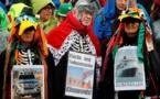 احتجاجات نشطاء المناخ خلال نهاية الأسبوع في ألمانيا
