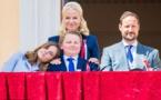 أسر ملكية أوروبية يحضرون مراسم تعميد الأميرة النرويجية إنجريد