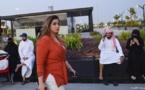 نساء سعوديات يكسرن القيود ويتجولن في الرياض دون عباءة