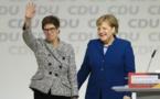 زعيمة حزب ميركل تطالب بزيادة حصة المرأة في المناصب والبرلمانات