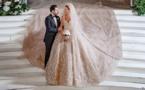 زواج سيرينا المسلمة بأنطوني المسيحي صارت قصة مثيرة للجدل