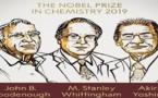 العالم جودإناف الفائز بجائزة نوبل للكيمياء الأكبر سنابين الفائزين