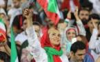 سيدات إيران يحلمن بتوفير المزيد من التذاكر بعد عودتهن للمدرجات