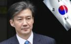 استقالة وزير العدل الكوري الجنوبي على خلفية فضيحة فساد