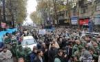ايران بحالة صدمة بسبب وحشية فض الاحتجاجات الاخيرة