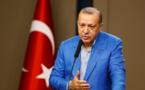 أردوغان : العنف الإسرائيلي يحظى بتشجيع دول عربية