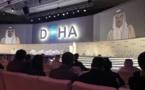 أمير قطر : سياستنا احترام القانون الدولي وحل النزاعات سلميا