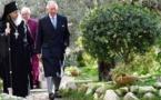الأمير تشارلز يزور قبر جدته بالقدس ويدعو للسلام بالشرق الأوسط