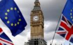 الحكومة البريطانية تؤكد حل وزارة الخروج من الاتحاد الاوربي