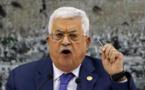 """عباس يرفض """"صفقة القرن""""ومسيرة غاضبة بالضفة الغربية"""