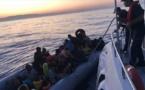 حذر أوروبي من اقامة اليونان حواجز عائمة لضبط حركة المهاجرين