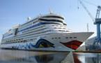 """سفينة """"عايدة فيتا"""" السياحية ترسو في تايلاند بسبب كورونا"""
