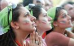 منع النساء في ايران من مشاهدة بطولة يورو 2012 في الاماكن العامة