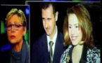 الأسد وقرينته يدفعان أموالاً لشركات في الغرب لتلميع صورتهما
