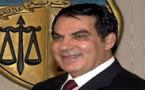 الحكم غيابياً على بن علي بالسجن 20 عاماً بتهم قتل وتحريض على الفوضى