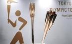 اليابان تستقبل الشعلة الأولمبية باحتفالية مبسطة و حالة من الضبابية