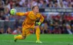 حارس مرمى برشلونة يكشف عن خطواته للحفاظ على قدراته