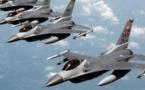 الدفاعات الجوية تتصدى لأهداف جوية في سماء حمص