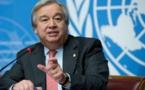 """غوتيريش: كورونا """"أسوأ أزمة عالمية منذ تأسيس الأمم المتحدة"""""""