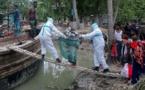 """دمار في الهند وبنجلاديش بسبب الإعصار """"أمفان"""" ومقتل 22 شخصا"""